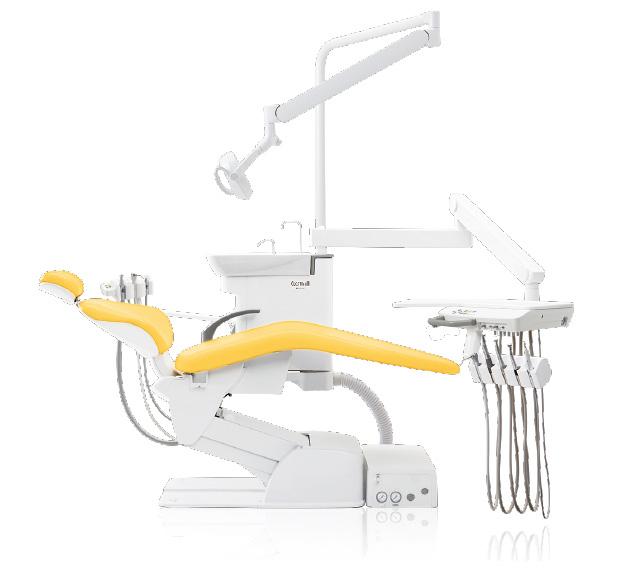 各部位功能及治療椅介紹