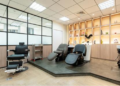 美髮美容 showroom