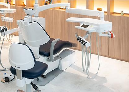 牙科 showroom